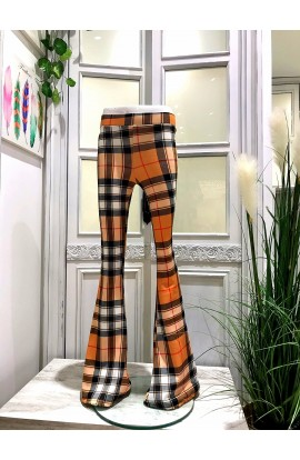 Fire And Stone Flare Pants